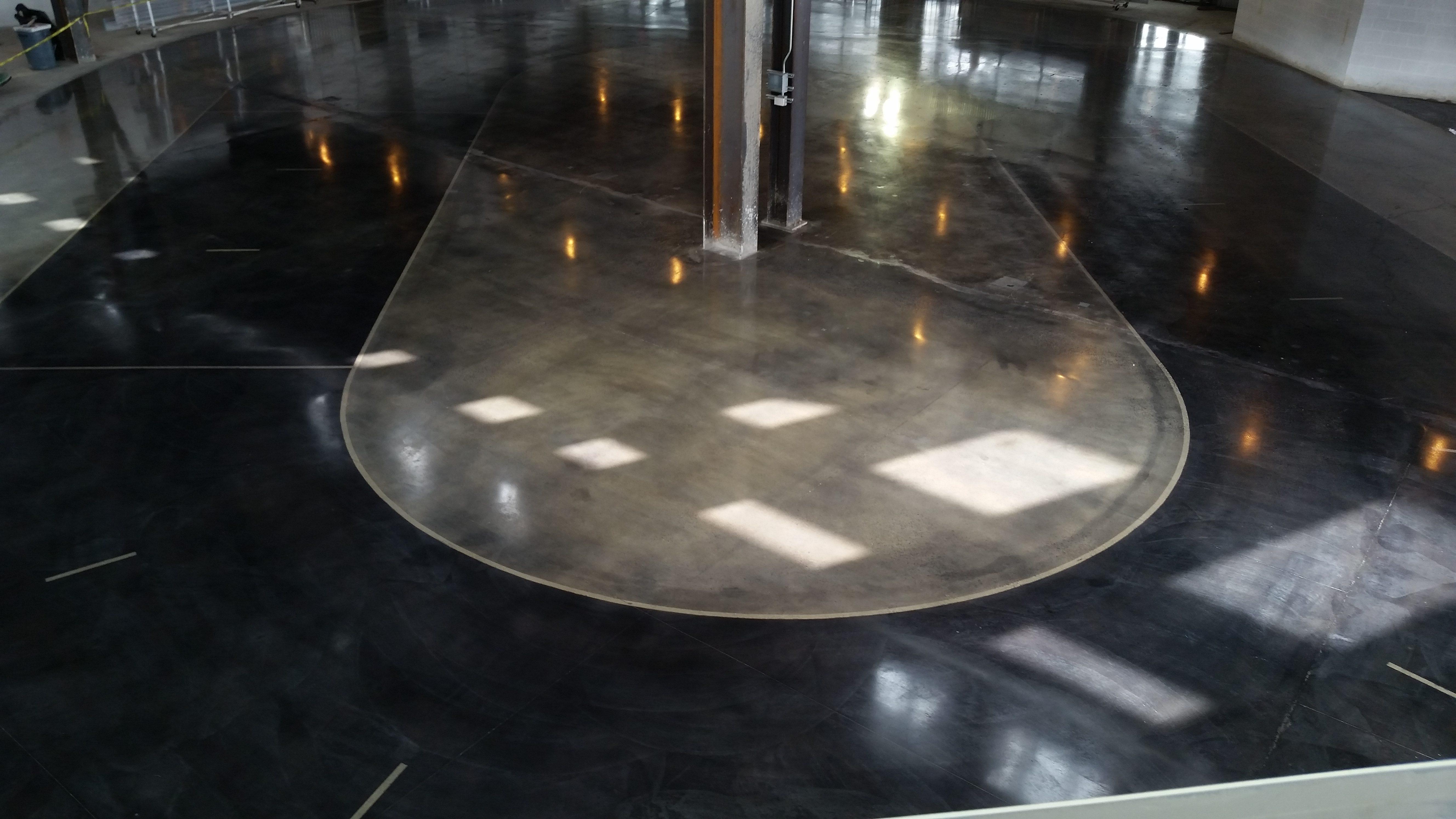 Roller Rink Floor